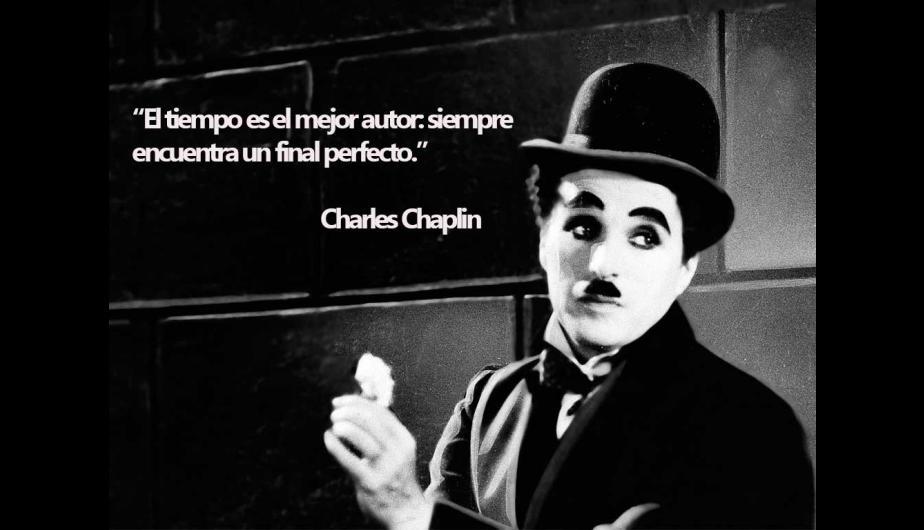 Charles Chaplin 15 Frases De Sus Mejores Frases Célebres E