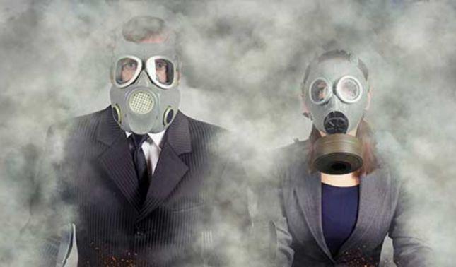 rceni - Contaminación del aire - hace- a -las -bacterias -resistentes- a- los -antibióticos-