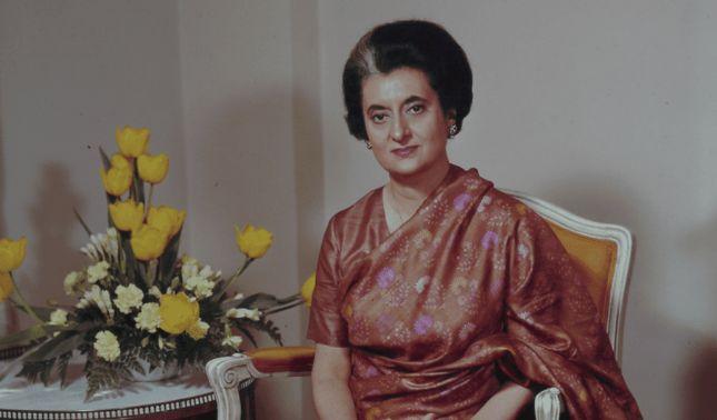 rceni - Indira Gandhi - La- mujer- que -cambió- la -historia- de- la -India-