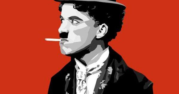 Charles Chaplin  15 frases célebres