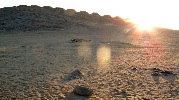 Chankillo en Perú el observatorio solar más antiguo de América