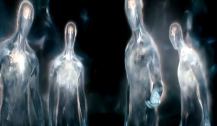rceni-Extraterrestre en la tierra