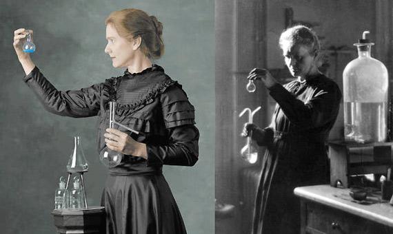 ¡Marie Curie! Una mente Brillante.