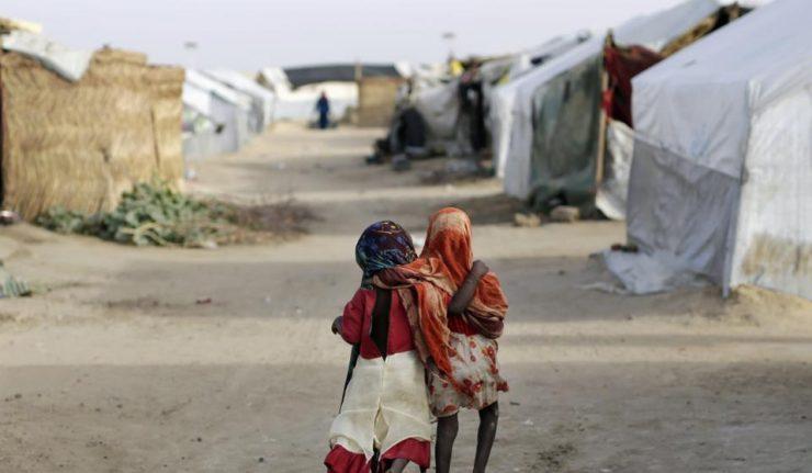 rceni-La escuela como refugio en Chad.