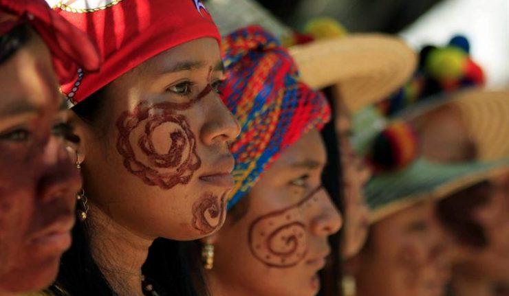 rceni- Indígenas con derecho Colombia