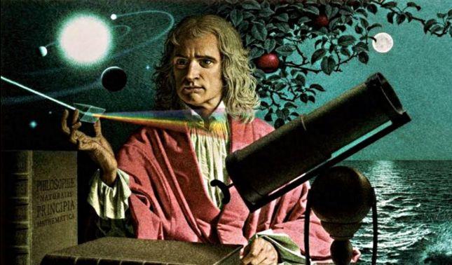 rceni - Isaac Newton - el -padre- de- la- mecánica- clásica- Quien- fue-