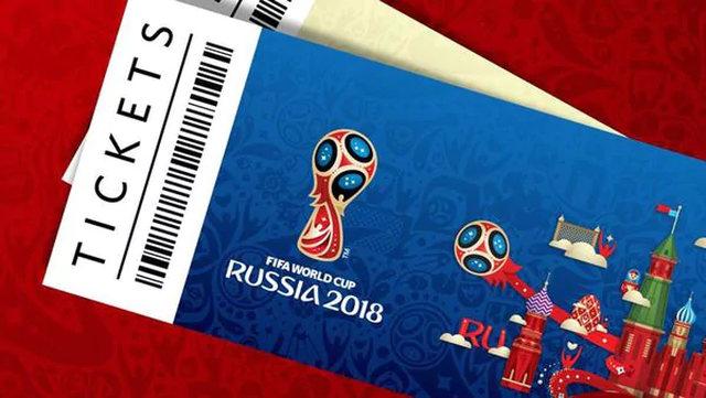 RCENI-La FIFA vende 356.000 entradas del Mundial Rusia 2018 en 24 horas