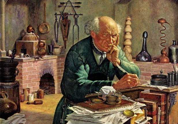 rceni- La Alquimia antigua práctica y disciplina filosófica
