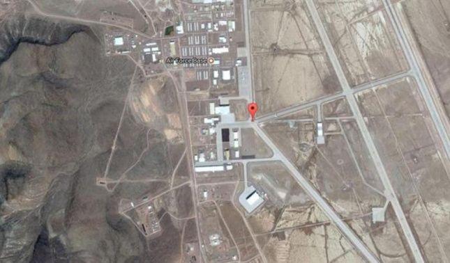 rceni - Área 52- de- EE.UU. -aparece- por -primera -vez- en- una- grabación (VÍDEO-