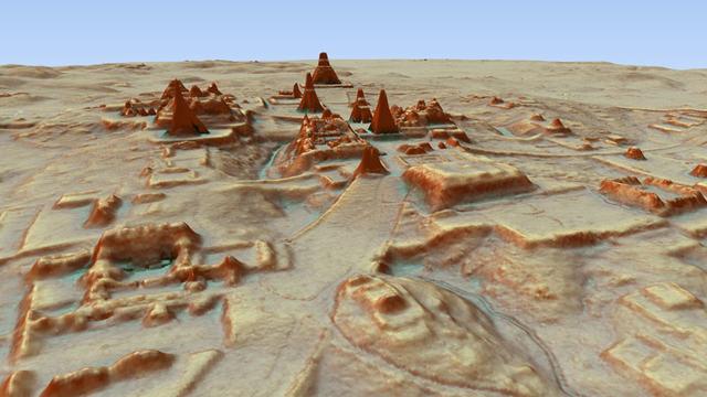 rceni - Mundo maya -todo -cambio -para- siempre -Hay -60.000 -Nuevas -estructuras-