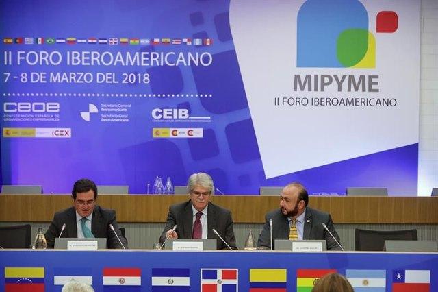 rceni-nicaragua-sede-III-foro-iberoamericano-mypime-2019