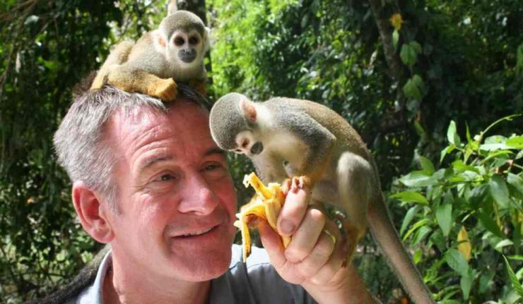 rceni-Nigel- Marven -de- Animal -Planet- está- en -Honduras