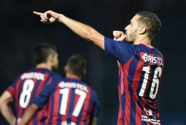 RCENI-Marcelo Palau marcó en la victoria de Cerro Porteño