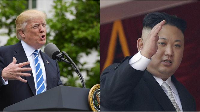 rceni-Kim -Jong- Un- invita a -una -reunión -Donald -Trump