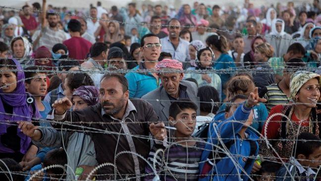 rceni - Flujos de refugiados -70 -millones -desplazados -por -conflictos -en -el-mundo-