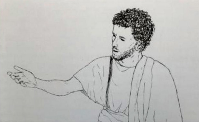 rceni - Jesús -cual- era- su -aspecto -un- nuevo- estudio- lo -reconfigura -su- rostro -