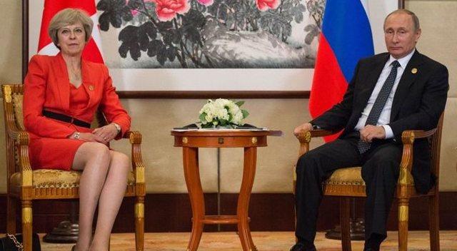 RCENI-Ambiente de tensión entre Rusia y Reino Unido