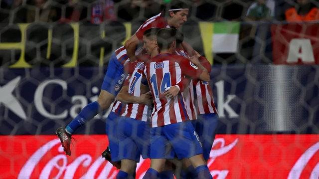 rceni-Atlético Madrid sigue invicto en su estadio