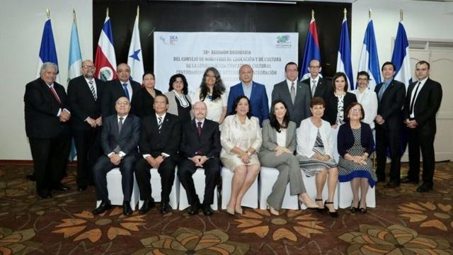 rceni-ministros-cultura-SICA-Republica-doninicana