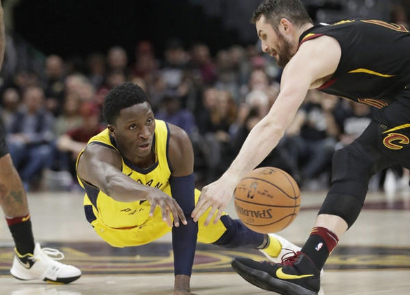 RCENI-Indiana Pacers derrotó a Cleveland Cavaliers