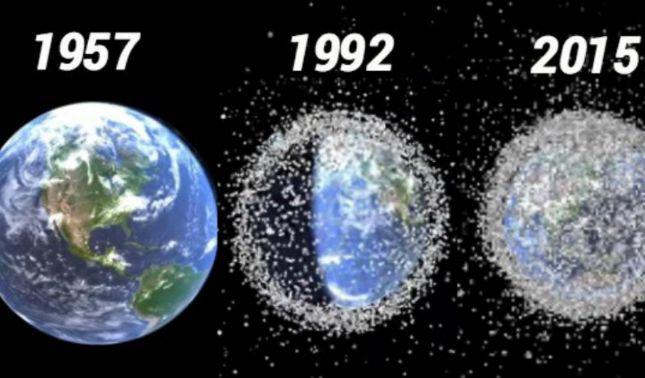 rceni - RemoveDebris -Limpiará -la -basura- espacial -de -la -Tierra -Video-