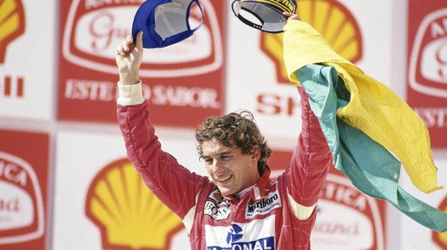 rceni-Ayrton Senna el tricampeón de Fórmula 1