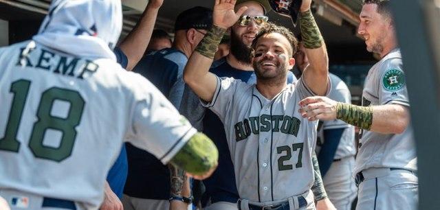 rceni-Altuve anotó cuadrangular en victoria de Astros de Houston