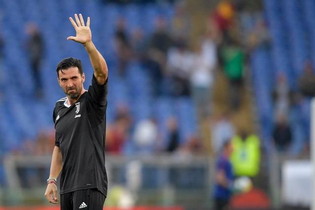 rceni-GianluigiBuffonanunció este jueves su despedida al Juventus