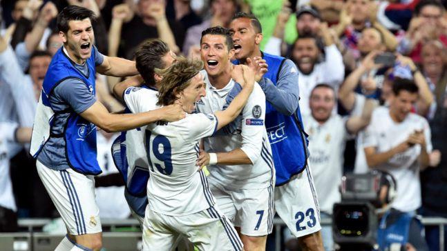 rceni - real - madrid - fc -a - la -final -de -Champions