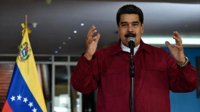 rceni -mike pence nuevas sanciones -Venezuela