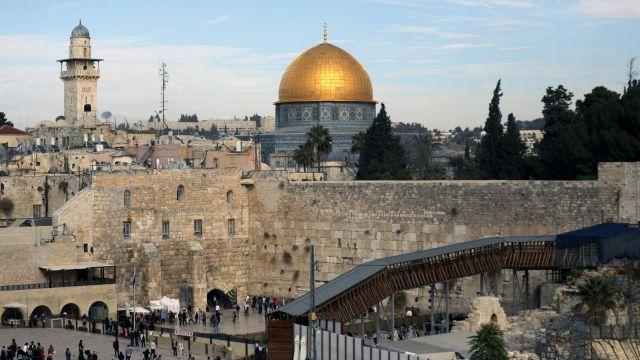 rceni - traslado de la embajada de ee.uu - Jerusalen