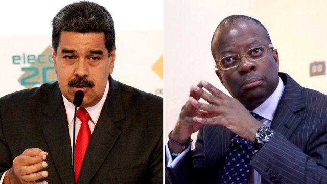 rceni - Maduro expulsa a jefe diplomático - de-EE.UU