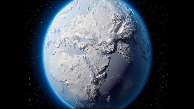 rceni - La Tierra se enfría -cambio -climatico