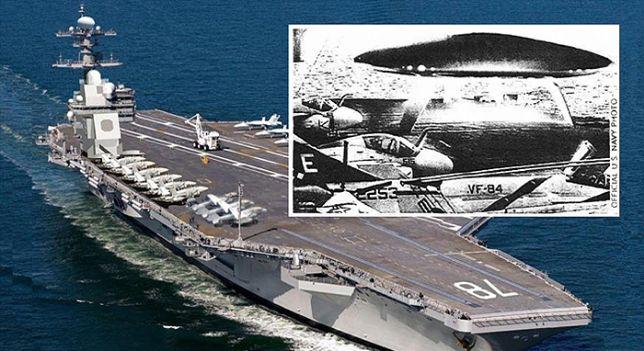 rceni - vehículo aéreo anómalo -informe -pentagono -