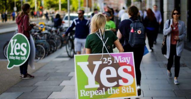 rceni -Irlanda Gana el Sí -despenalizacion -del -aborto