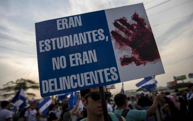 rceni -Proponen adelantar elecciones - en -Nicaragua