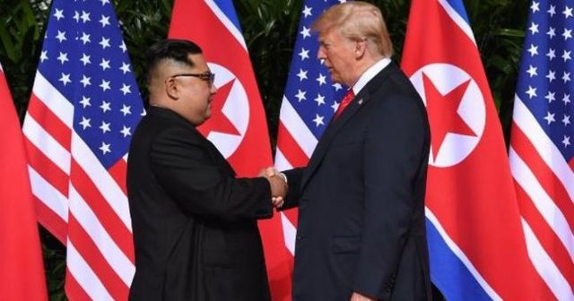 rceni -Donald Trump y Kim Jong-un - encuentro-historico-