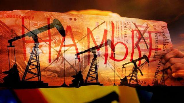 Inflación catastrófica en Venezuela