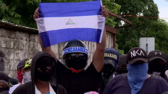 rceni -Masaya en Nicaragua-se-alzo-contra-Ortega-