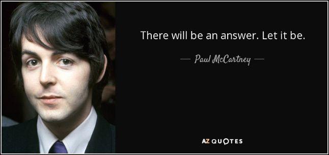 Paul McCartney revela la historia detrás de legendaria 'Let It Be'