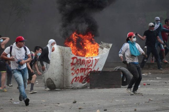 rceni - Nicaragua es un caos- aumenta -la-represión-
