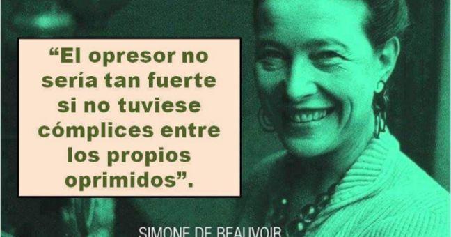 rceni - Simone de Beauvoir -la-reflexion -de -dia