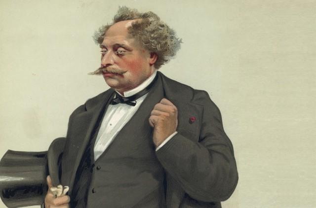 rceniAlejandro Dumas el Gran Novelista y Dramaturgo Francés