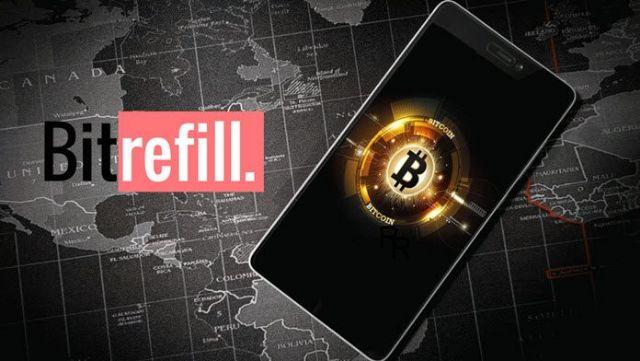rceni - Bitrefill -con -criptomonedas- permite -comprar- Gift -cards -de- Amazon-