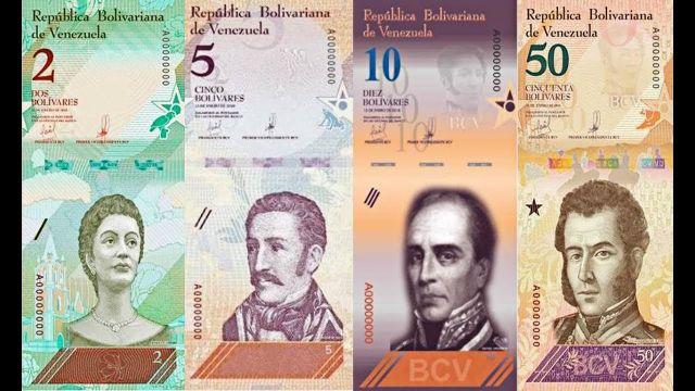 rceni - Cinco ceros menos - en- la- roconversion-monetaria -de -Venezuela -