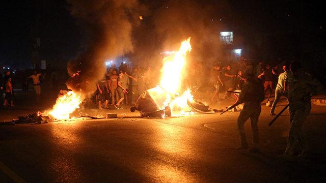 rceni - Fuertes protestas en Irak -Internet-bloqueado-hay-toque-de-queda-
