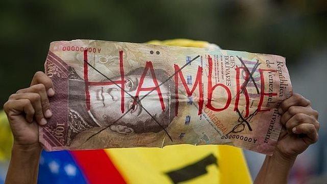 rceni - Hiperinflación en Venezuela -ninguna- de- las- -económicas- las- ataca-