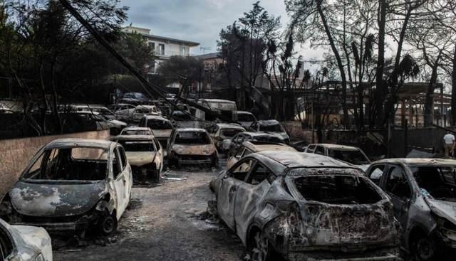 rceni - Incendios en Grecia- la- devastación- total-