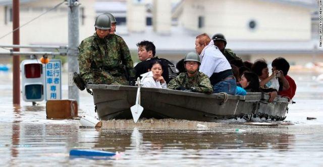 rceni - Inundaciones y deslizamientos en Japón -van -85-fallecidos-