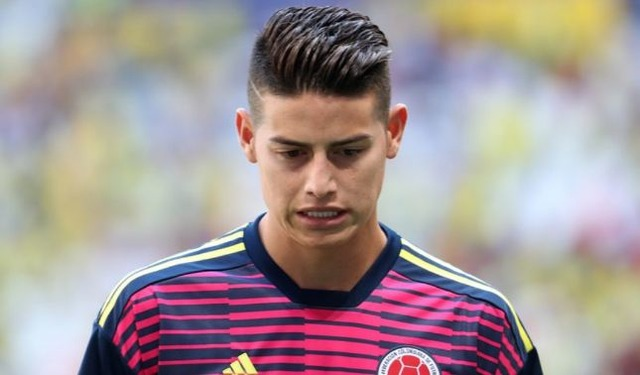 rceni - James Rodríguez -deberá- pagar- una -millonaria -multa- al- fisco- español-